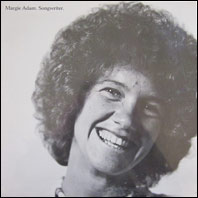 Margie Adam - Songwriter (sealed)