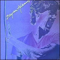 Bryan Adams - his debut album