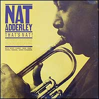 Nat Adderley - That's Nat! (sealed vinyl)