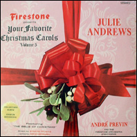 Julie Andrews - Favorite Christmas Carols