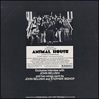 Animal House promotional album with John Belushi interview