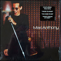 Marc Anthony - Self-titled - 2LP set