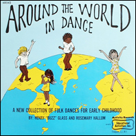Around The World In Dance - Glass and Hallum