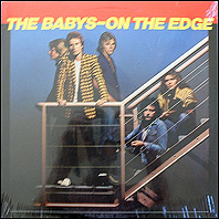 Babys - In The Edge (sealed vinyl)