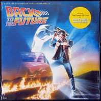 Back To The Future (original soundtrack, sealed)