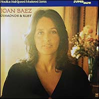 Joan Baez - Diamonds And Rust - audiophile edition