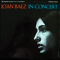 Joan Baez In Concert (original vinyl)