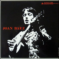 Joan Baez - Joan Baez (original release of her debut album)