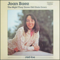 Joan Baez - The N ight They Drove Old Dixie Down (sealed vinyl)
