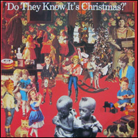 Band Aid - Do They Know It's Christmas