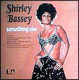 Shirley Bassey - SOmething Else vinyl record