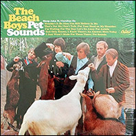 Beach Boys - Pet Sounds - rare mono reissue