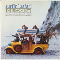 Beach Boys - Surfin' Safari (1972)