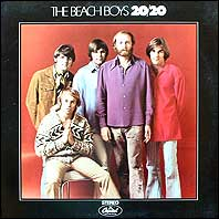 Beach Boys - 20/20 - 1990s issue, sealed