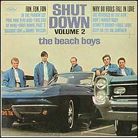 beach boys shut down volume 2