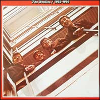 The Beatles 1962-1966 (2 LPs) red vinyl