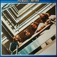 The Beatles 1967-1970 promotional copy