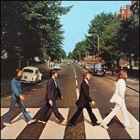The Beatles - Abbey Road - 1983 issue