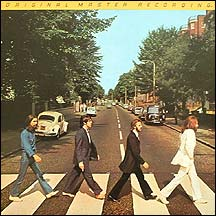 The Beatles - Abbey Road (Half-speed mastered edition)