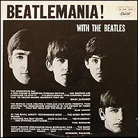 The Beatles - Beatlemania (original Canadian release)