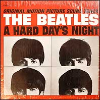 The Beatles - A Hard Day's Night soundtrack