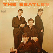Beatles - Introducing The Beatles mono