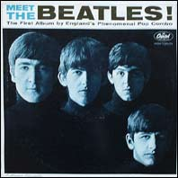 The Beatles - Meet The Beatles - original mono