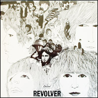 The Beatles - Revolver - 1983 reissue