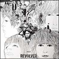Beatles - Revolver (Apple label)