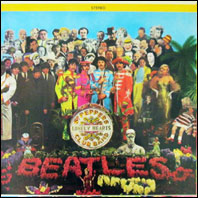 The Beatles - Sgt. Pepper's Lonely Hearts Club Band (2nd Apple issue)