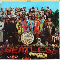 The Beatles - Sgt. Pepper's Lonely Hearts Club Band (original Canadian issue)