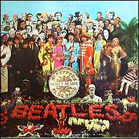 The Beatles - Sgt. Pepper's Lonely Hearts Club Band - mono original