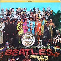 The Beatles - Sgt. Pepper's Lonely Hearts Club Band - original stereo release