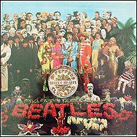 The Beatles _ Sgt. Pepper's Lonely Hearts Club Band (1973 U.K. issue)