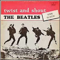 The Beatles - Twist And Shout (original Canadian release)