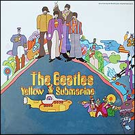 Beatles - Yellow Submarine - sealed