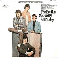 Beatles - Yesterday And Today - Apple
