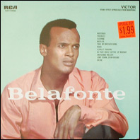 Harry Belafonte - Belafonte (sealed vinyl)