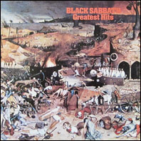Black Sabbath - Greatest Hits (Spanish issue)