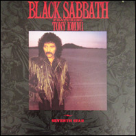 Black Sabbath - Seventh Star (origi nal vinyl)