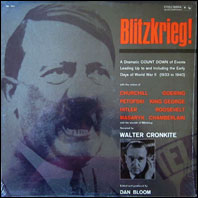 Blitzkrieg! Narrated by Walter Cronkite