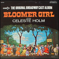 Bloomer Girl (original Broadway cast album)