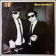 The Blues Brothers - Briefcase Full Of Blues original vinyl