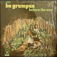 Bo Grumpus - Before The War
