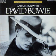 David Bowie - An Evening With David Bowie (promo)