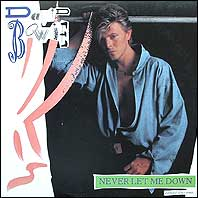 David Bowie - Never Let Me Down