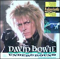 Underground David Bowie