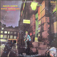 David Bowie - The Rise & Fall Of Ziggy Stardust And The Spiders From Mars