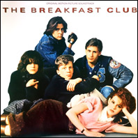 The Breakfast Club original vinyl