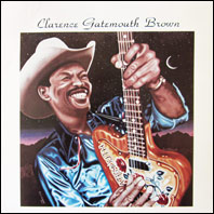 Calrence Gatemouth Brown - Blackjack original vinyl
